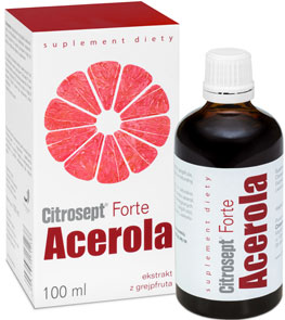 Citrosept Acerola 100 ml