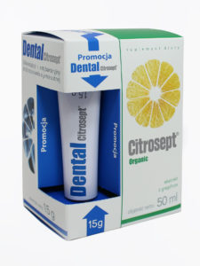 żel do dezynfekcji jamy ustnej