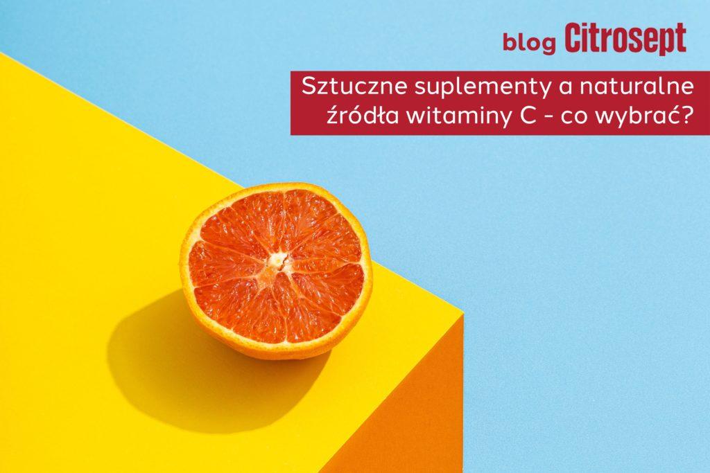 suplementy witaminy C