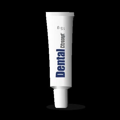 Citrosept Dental żel antybakteryjny Tubka 15g